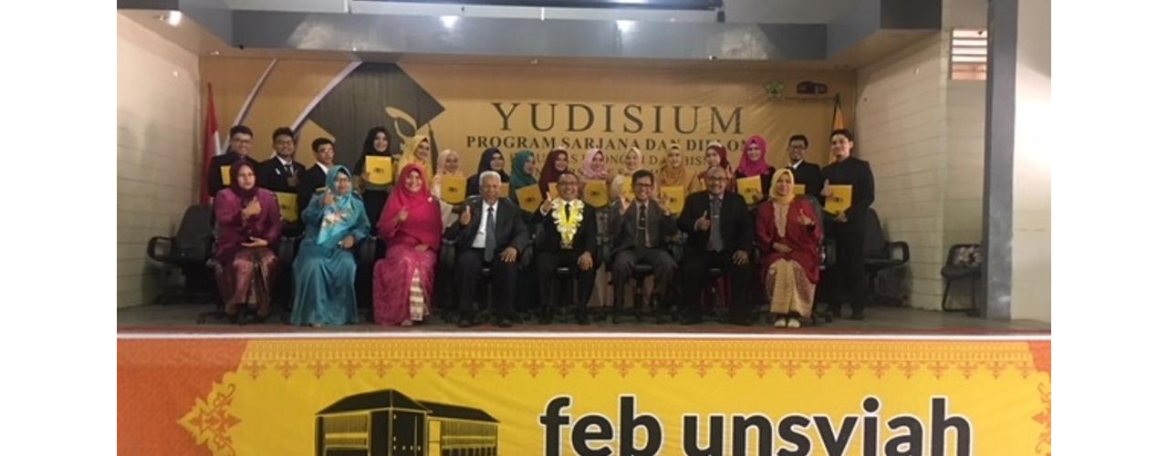 Yudisium Mei 2018