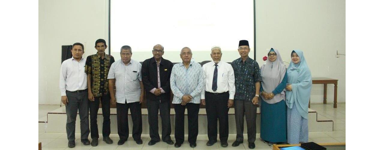 Kuliah Umum Akuntansi Perbankan Syariah