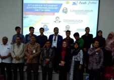 Kuliah Umum ASENET (Asean Student Entrepreneurship Network)
