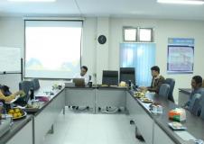 Rapat Akademik Akhir Semester Ganjil TA 2019-2020 dan (Coffe Morning)