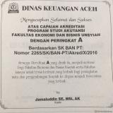 Pemerintah Kota Sabang & Dinas Keuangan Aceh