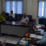 Rapat Akademik Tengah Semester Ganjil TA 2018-2019 dan (Coffe Morning)