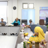 Rapat Akademik Akhir Semester Ganjil TA 2018-2019 dan (Coffe Morning)