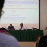 Kuliah Dosen Tamu - Implementasi Internastional Standards on Auditing