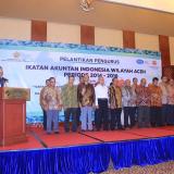 Pelantikan Pengurus IAI Aceh 2014